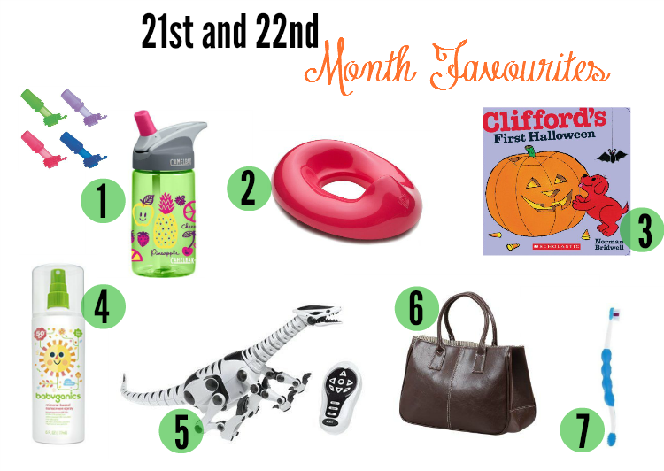 Sweet Turtle Soup: 21st and 22nd Month Favourites, Toddler Gear