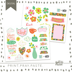 Illustrated Faith Printables
