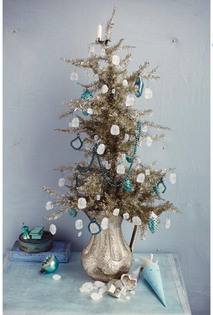 Lemon Layer Cake Christmas Tree 39 S Sweet Paul Style