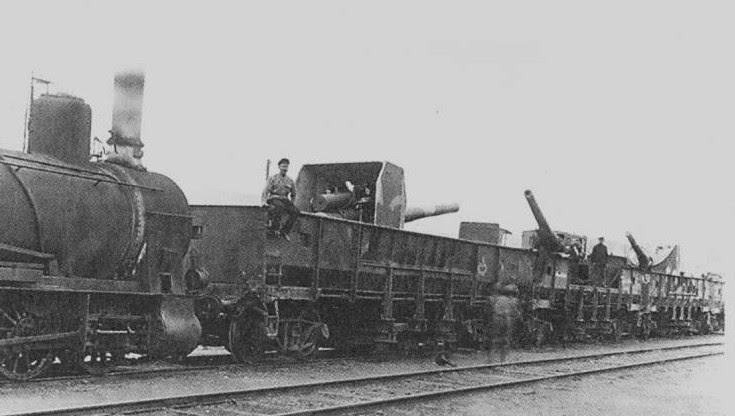 Warfare History Blog Odd Fighting Units Trotsky S Red