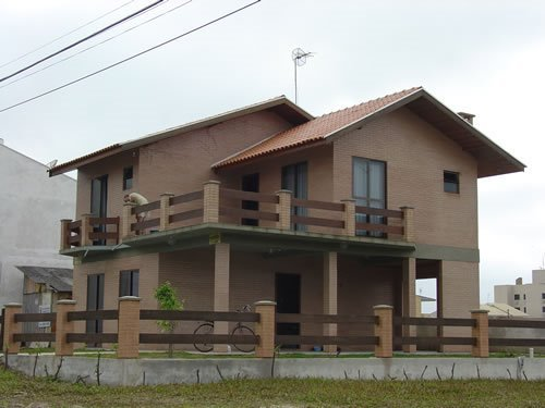 Construclique tudo sobre constru o e novidades fotos de - Casas de ladrillos ...