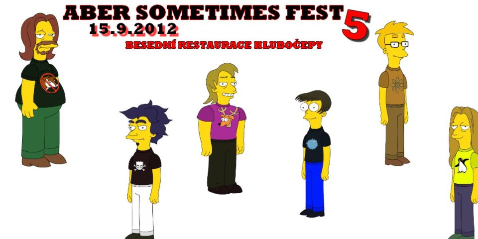 ABER SOMETIMES FEST 5
