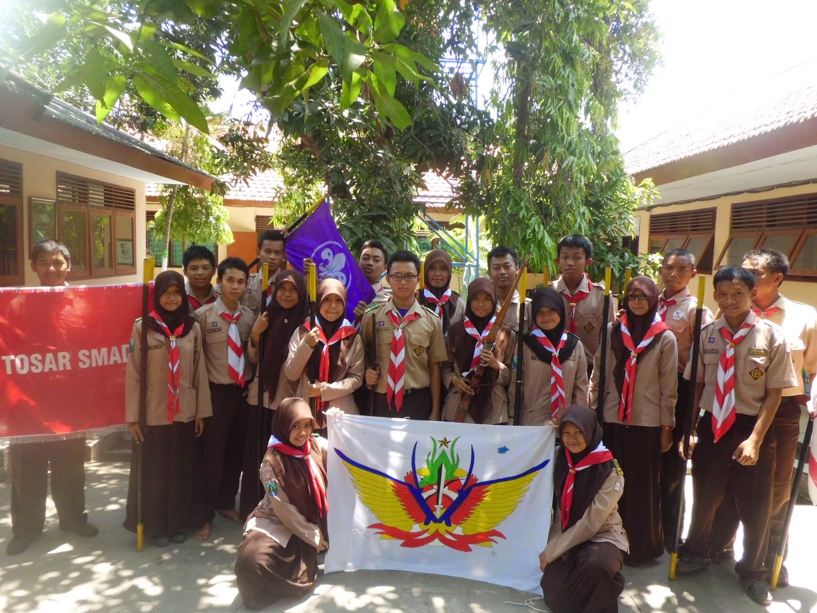 My Family Ambalan Kretarto Dewi Sartika