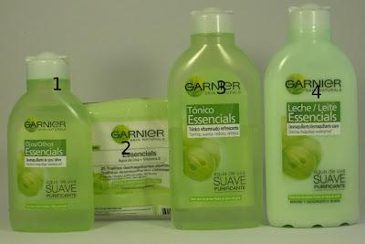 Garnier Essencials