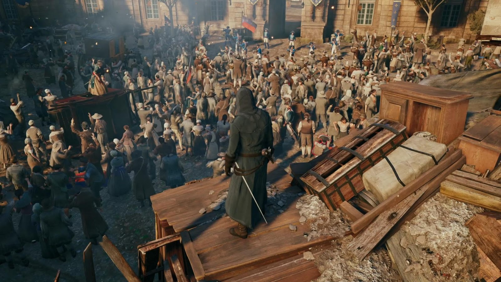 Assassin's Creed Unity Free Download - Game Maza