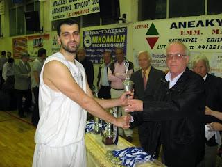 Στα προημιτελικά του κυπέλλου ανδρών  ο Μανδραϊκός  75-58 στην Καλλιθέα