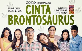 Film Indonesia Terbaru 2013 Cinta Brontosaurus
