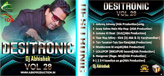 DESITRONIC VOL - 28 ABK PRODUCTION