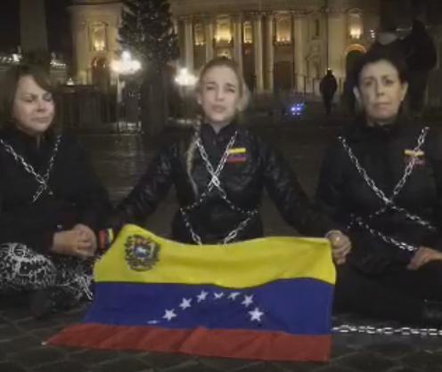 Por la libertad de nuestros presos politicos!!!