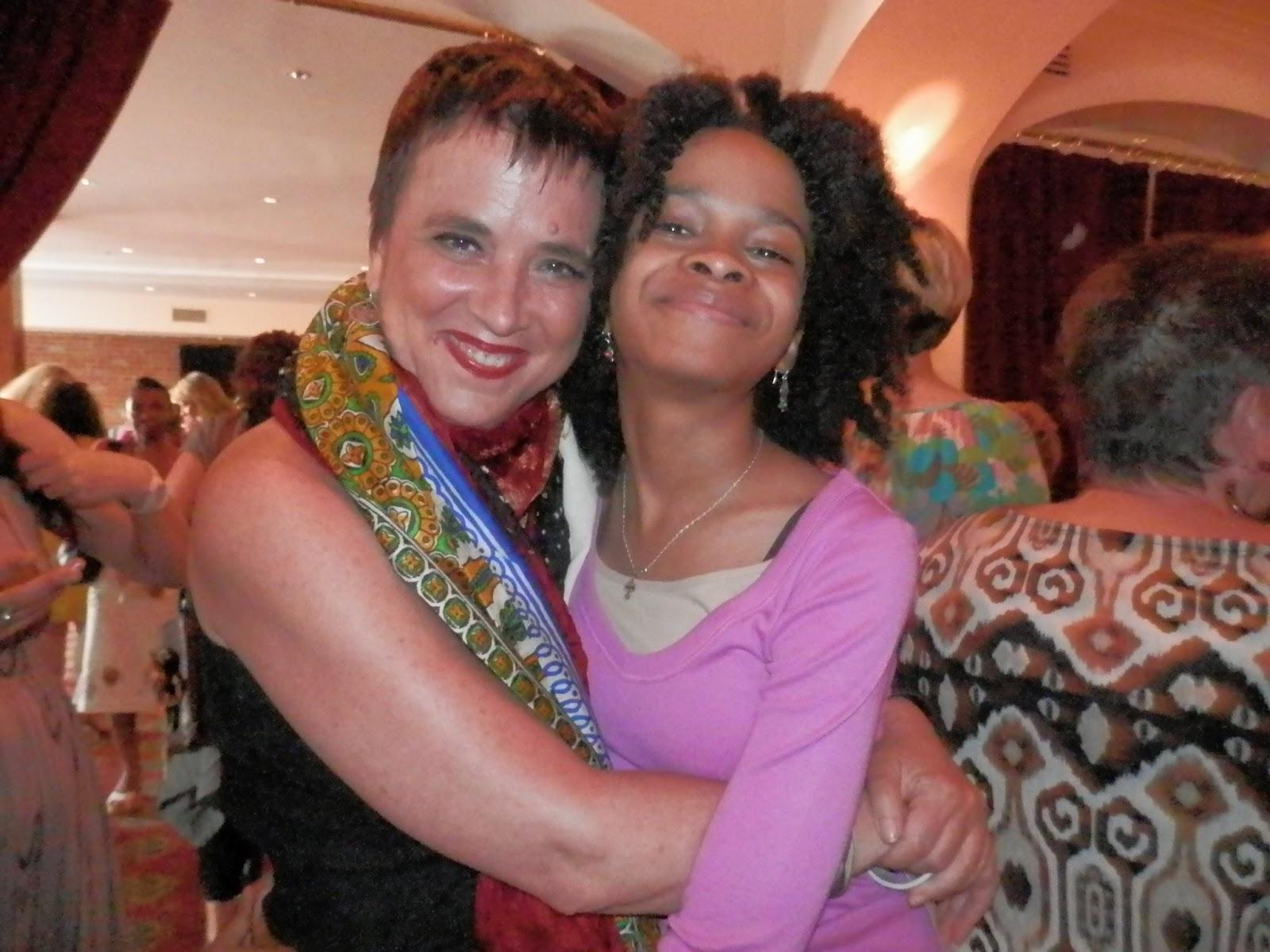 Maya Penn Eve Ensler Meet And Greet Event