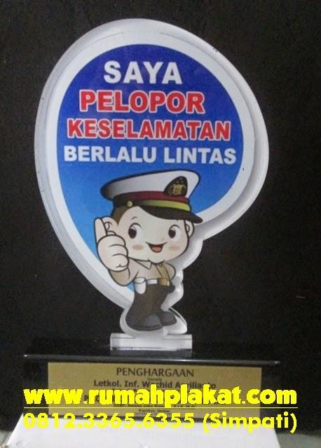 Harga Vandel Mika, Jual Vandel Mika, Jual Plakat Akrilik Surabaya, 0812.3365.6355 (Simpati)