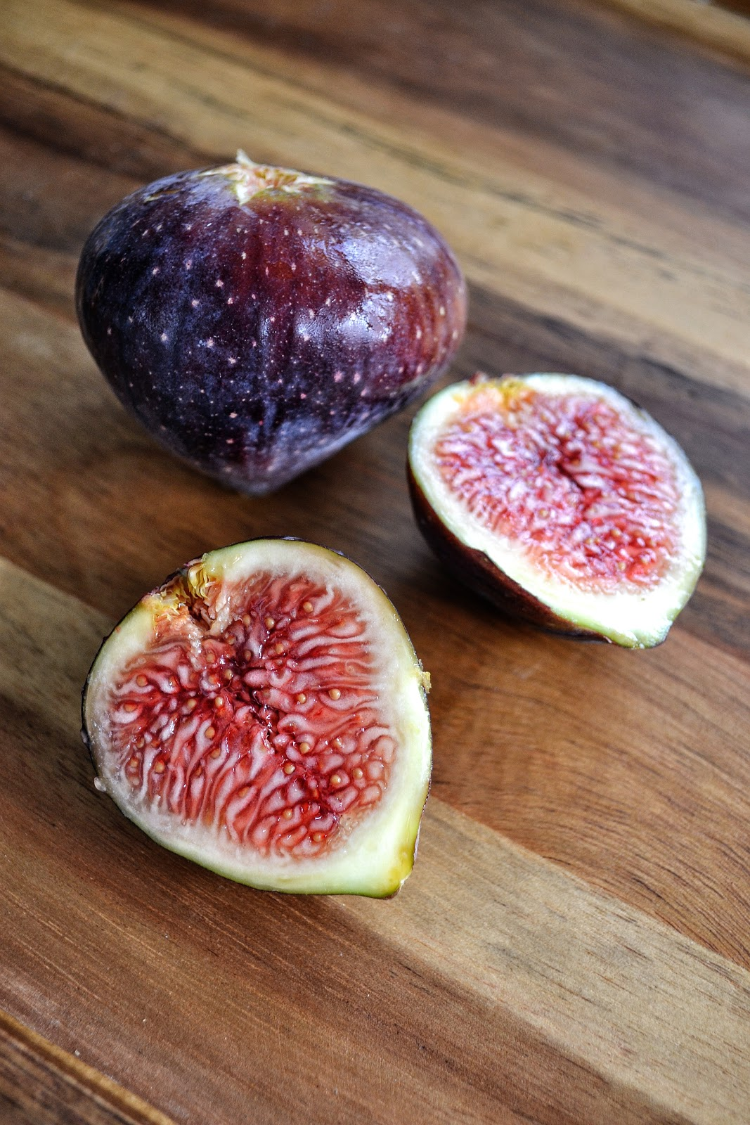 homegrown figs ice cream fruit