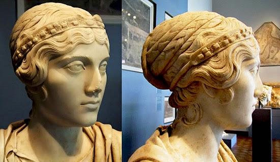 Acconciature antiche romane
