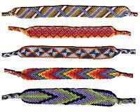 Friendship Bracelet Patterns8