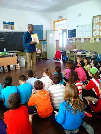 Taller de Animación Lectora por el día del Libro 2015