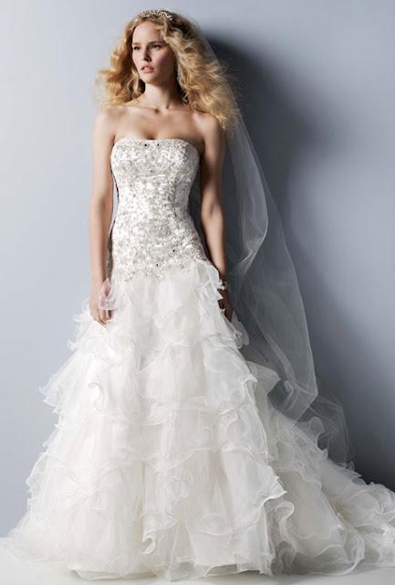 strapless-wedding-dress