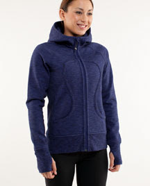 lululemon scuba hoodie pigment blue