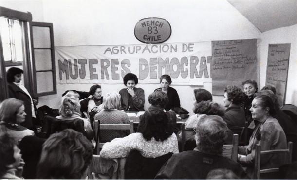 Agrupación de Mujeres Democráticas (AMD)