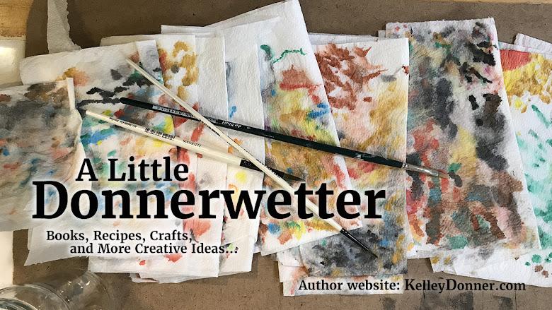 A little Donnerwetter Blog