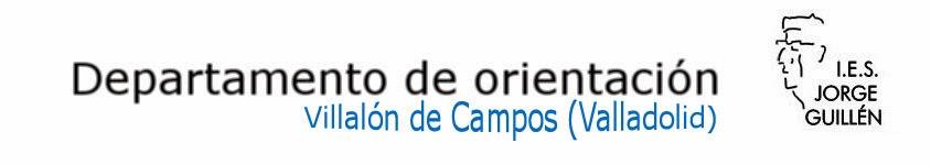 Departamento de Orientación (I.E.S. Jorge Guillén)