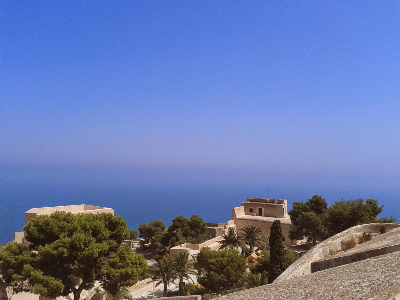 zamek Alicante