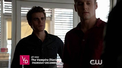 The Vampire Diaries (TV-Show / Series) - 'I Alone' Teaser - Song / Music