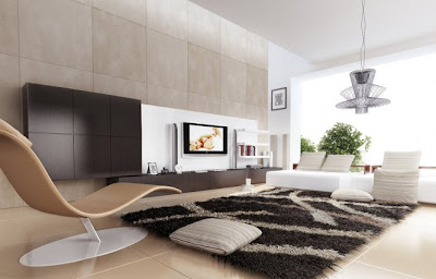Interior Minimalis Yang Fashionable 3