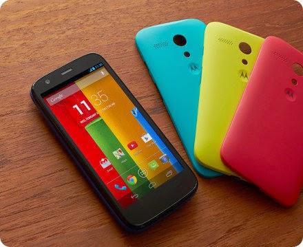 El Moto E será el nuevo smartphone de Motorola