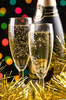 Feliz ano novo Festa Todo Dia