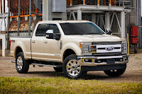 Ford F-350 Super Duty King Ranch Crew Cab 4x4 (2017) Front Side