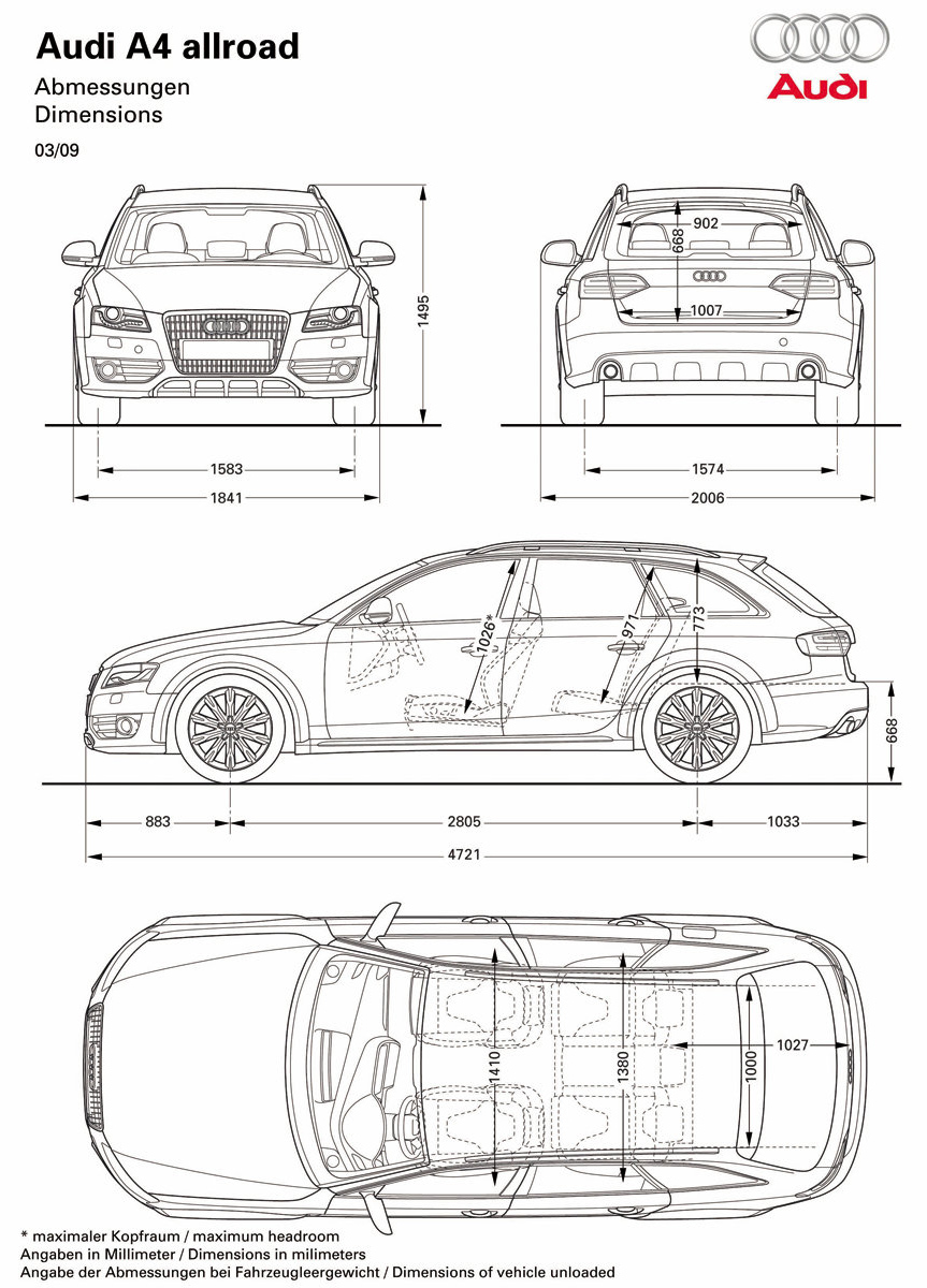 Blueprints Of Cars (2010   2011)