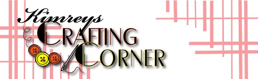 Kimreys Crafting Corner