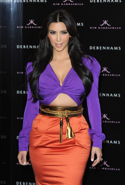 Old Navy Sues Over Kim Kardashian