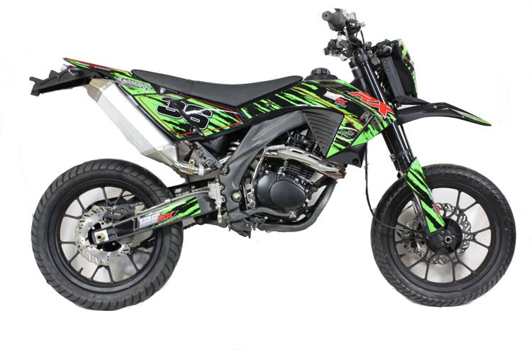 scream wholesale apollo super moto 50cc 125cc bikes. Black Bedroom Furniture Sets. Home Design Ideas