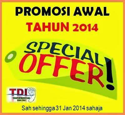 Promosi Januari 2014