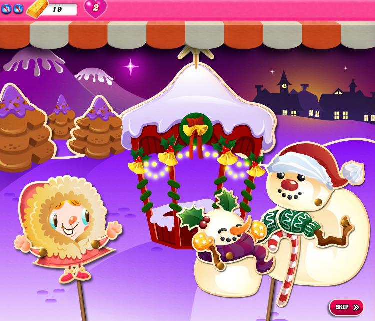 Candy Crush Saga 1386-1400