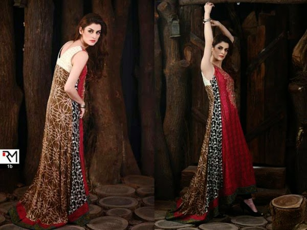 Rozina Munib Formal wear collection 2015