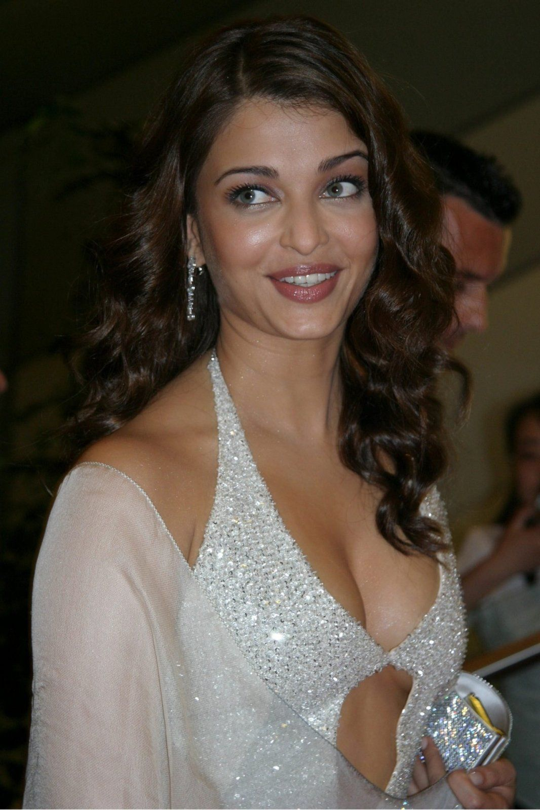 Hollywood Bollywood Aishwarya Rai Hot Navel