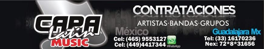 CAPA LATIN MUSIC REPRESENTACIONES ARTISTICAS