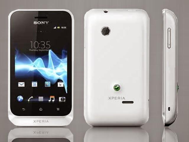 Sony, Sony Xperia, Sony Xperia Tipo ST21i