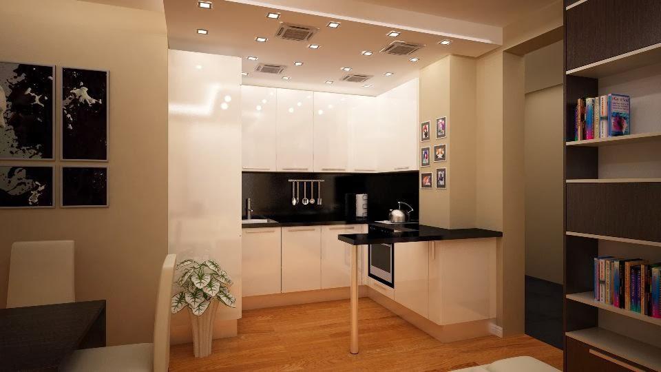 Кухня 3D - 7
