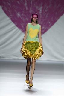 Agatha Ruiz de la Prada, Primavera Verano 2014, Spring Summer, Lever du Soleil by Elzzia, Blog de Moda, Ourense