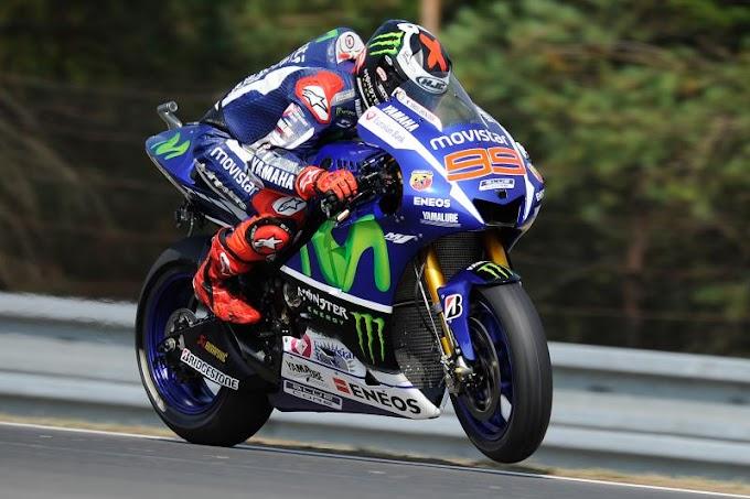 Kombinasi Latihan Bebas 1 dan 2 MotoGP Seri Ceko