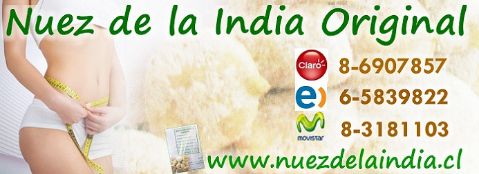 ***** Nuez de la India Original *****