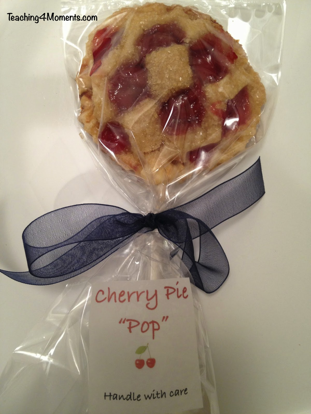 Cherry Pie Pop