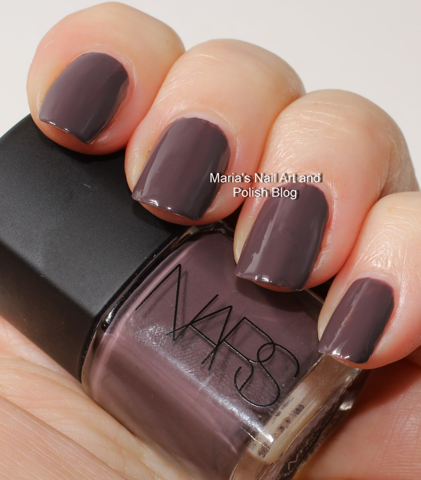 Marias Nail Art and Polish Blog: NARS Beautiful Stranger coll ...