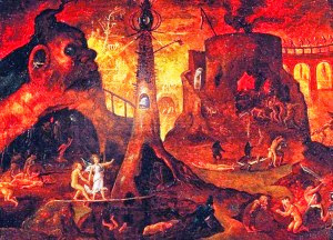 Punishment in hell