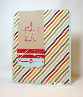 I Heart You-designed by Lori Tecler-Inking Aloud-stamps from Avery Elle