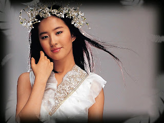Crystal Liu Yi Fei (劉亦菲) Wallpaper HD 53