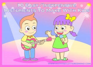 Teaching Music - Homeschool Music Instruments